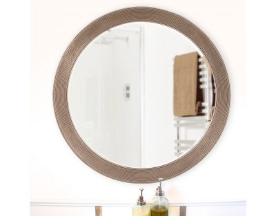 Trouver un miroir ovale ou rond montr al miroir for Miroir montreal