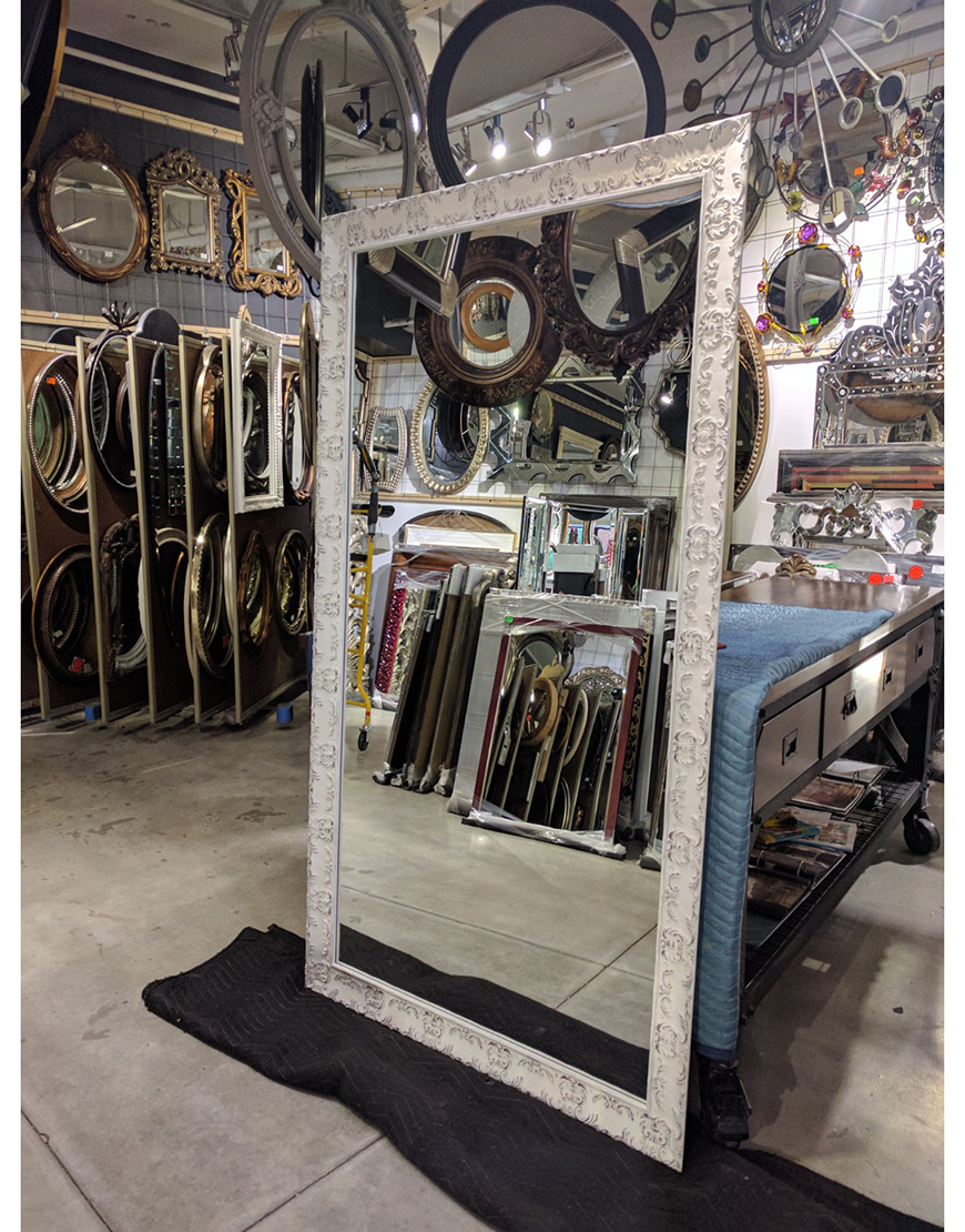 Nouvelle cr ation sur mesure de miroir miroir for O miroir montreal qc
