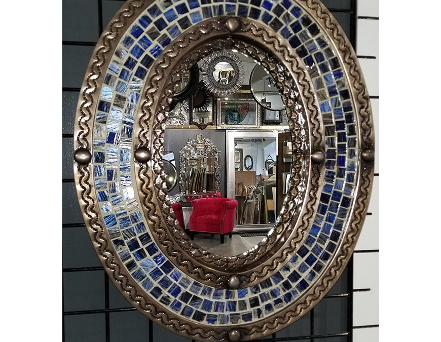 Nouveaux miroirs Mexicain en magasin / New Mexican Mirrors In Store